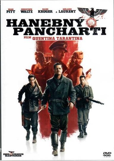Hanebný pancharti - DVD - slim