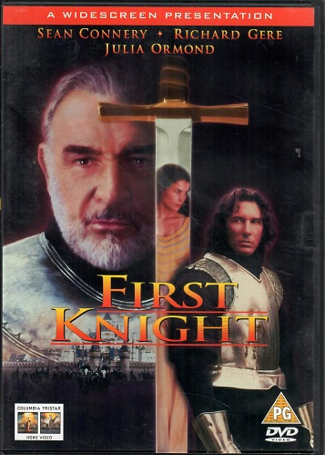 First Knight / První rytíř ( originální znění s CZ titulky ) plast DVD