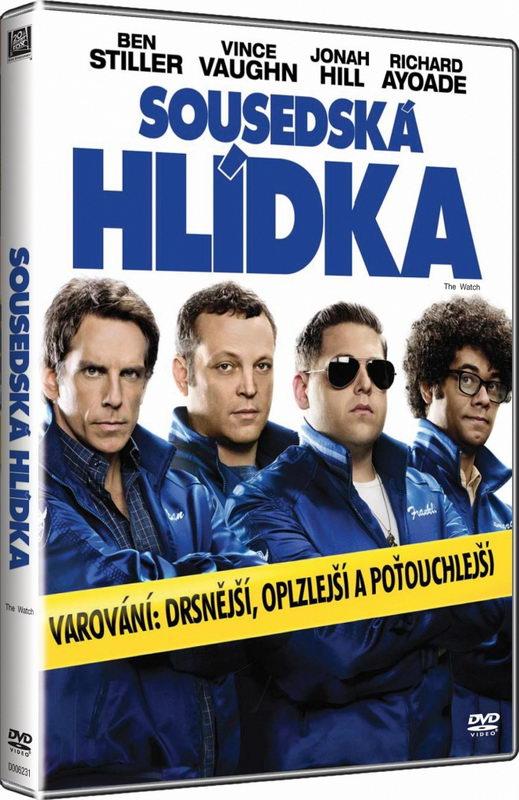 Sousedská hlídka - DVD