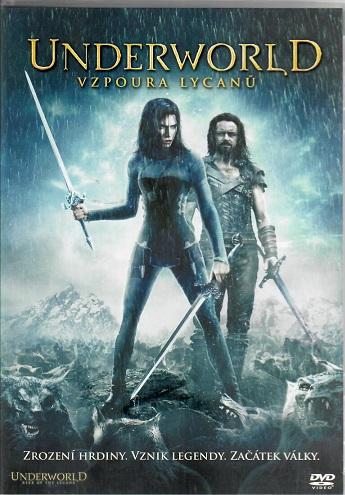 Underworld: Vzpoura Lycanů ( plast ) - DVD
