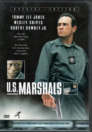 Šerifové ( U.S. Marshals) - DVD ( v původním znění s CZ titulky)