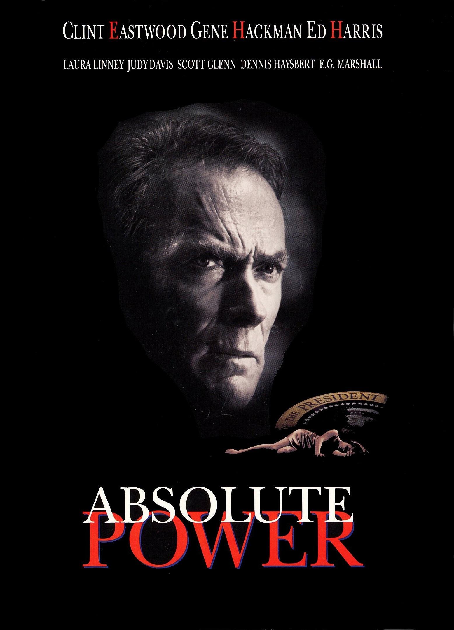 Absolute Power / Absolutní moc (originální znění s CZ titulky) - DVD /Plast/