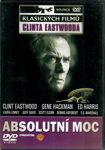Absolutní moc ( originální znění s CZ titulky ) - DVD