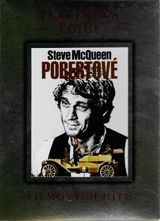 Pobertové ( originální znění, titulky CZ ) plast DVD