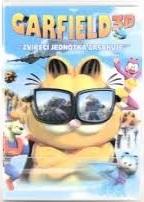 Garfield 3D: Zvířecí jednotka zasahuje - DVD