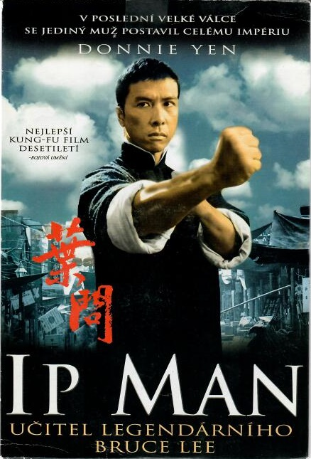 IP MAN - pošetka