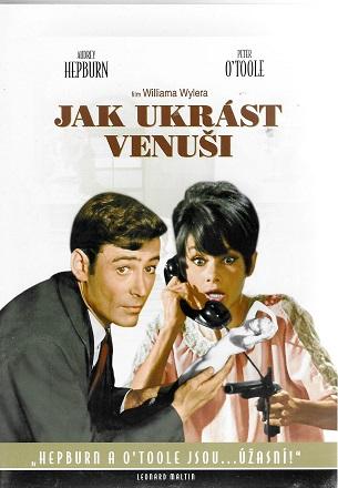Jak ukrást Venuši ( plast ) DVD