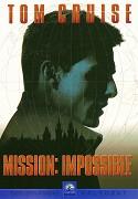 Mission: Impossible - DVD plast ( v původním znění bez CZ titulků)