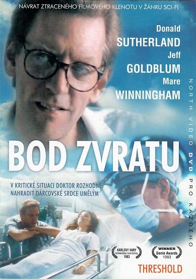 Bod zvratu ( pošetka ) DVD