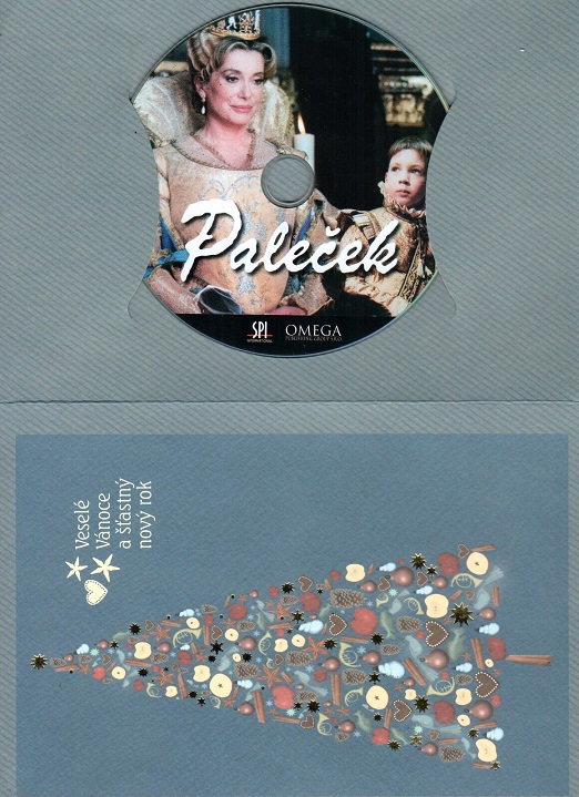 Paleček ( dárkový obal ) - DVD