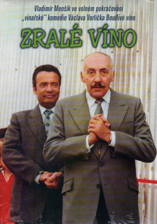 Zralé víno ( Dárkový obal) DVD