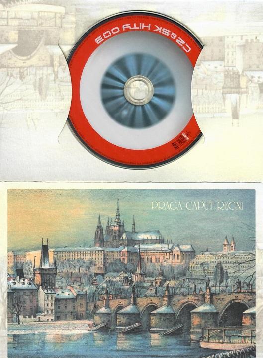 CZ & SK Hity 003 ( dárkový papírový obal, viz foto ) - DVD