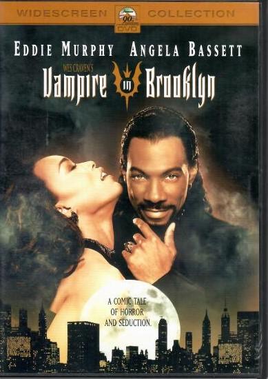 Upír v Brooklynu - DVD