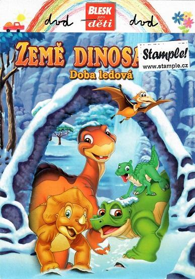 Země dinosaurů – Doba ledová ( pošetka ) DVD