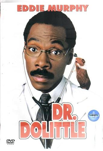 Dr. Dolittle ( plast ) - DVD