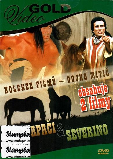 Apači & Severino ( kolekce filmů Gojko Mitič) DVD plast