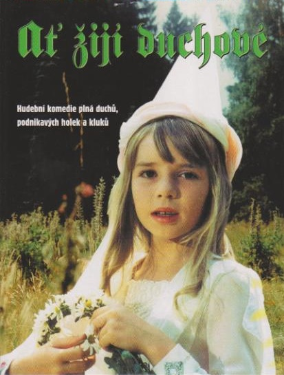 Ať žijí duchové ( slim ) - DVD
