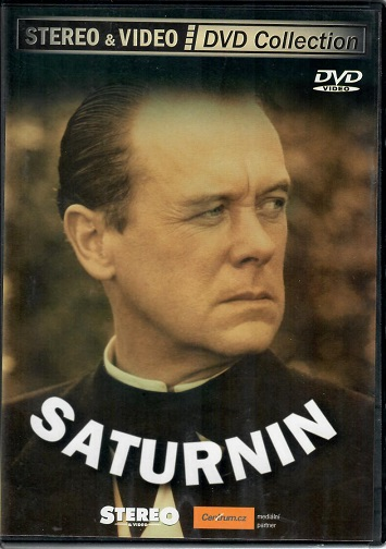 Saturnin ( plast ) - DVD