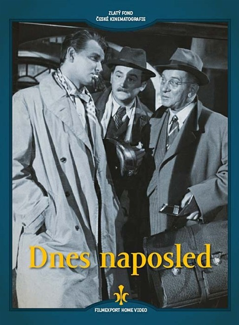 Dnes naposled - DVD