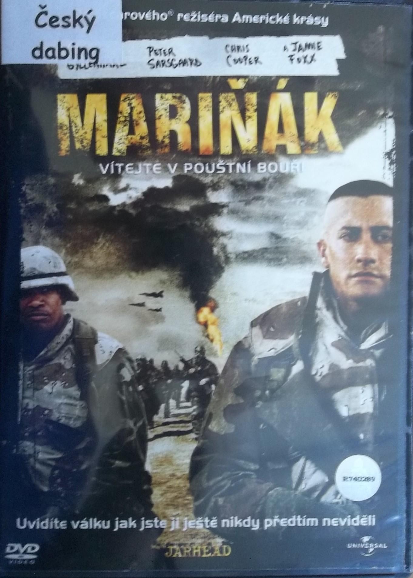 Mariňák - (bazarové zboží) DVD