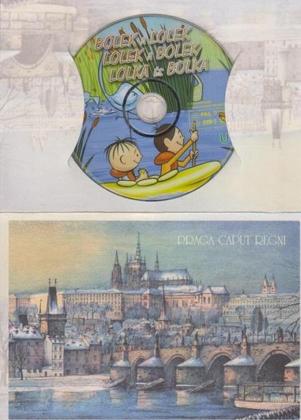 Bolek a Lolek - dárkový obal - DVD