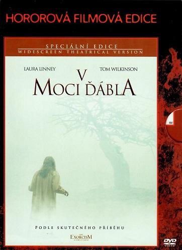 V moci ďábla ( digipack ) - DVD
