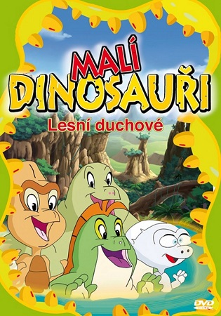 Malí dinosauři - lesní duchové ( pošetka ) DVD