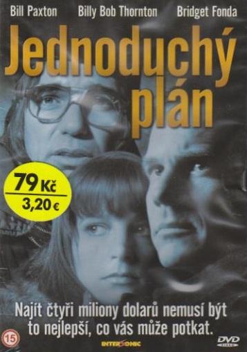 Jednoduchý plán - DVD