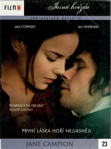 Jasná hvězda - První láska hoří nejjasněji ( Plast ) - DVD