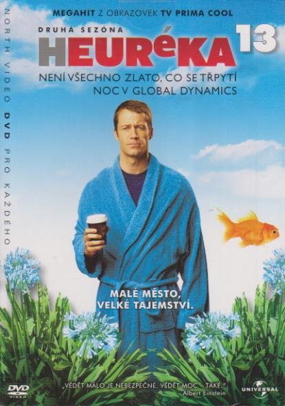 Heuréka 9, druhá sezóna - DVD