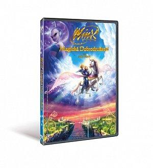 Winx club Magické Dobrodružství ( plast ) - DVD
