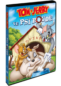 Tom a Jerry Ve psí boudě - DVD