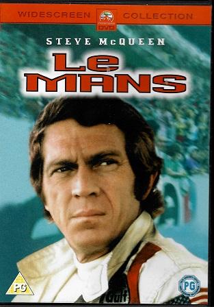 Le Mans ( originální znění, BEZ CZ titulků ) plast DVD