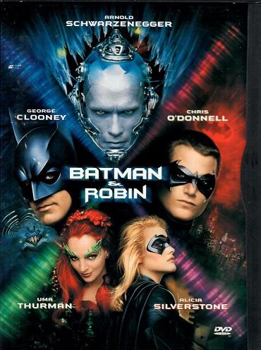 Batman a Robin ( originální znění ) Digipack DVD