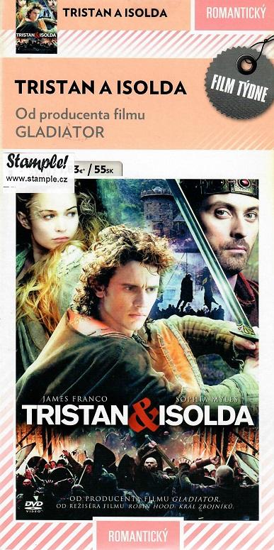 Tristan a Isolda ( pošetka ) - DVD