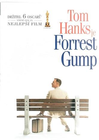 Forrest Gump ( plast ) - DVD