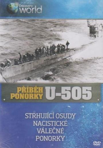 Příběh ponorky U-505 ( slim ) DVD