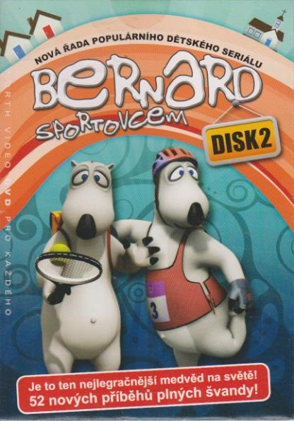 Bernard - Sportovcem disk 2 - DVD