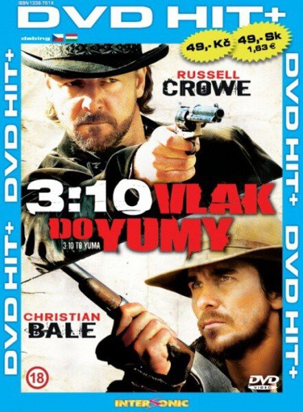 3:10 Vlak do Yumy - DVD