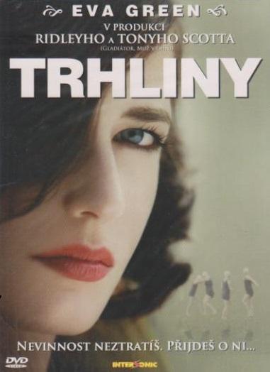 Trhliny - DVD