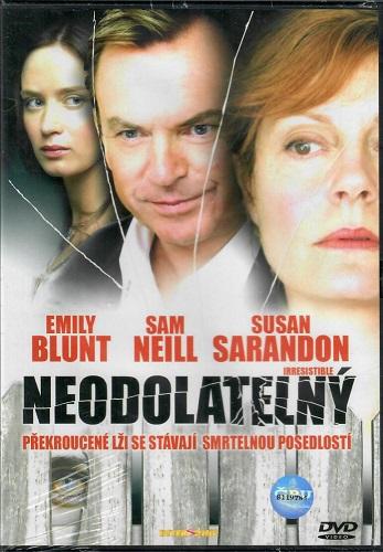 Neodolatelný ( plast ) DVD