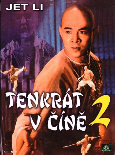 Tenkrát v číně 2 ( digipack ) - DVD