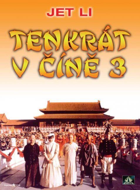 Tenkrát v číně 3 ( digipack ) - DVD