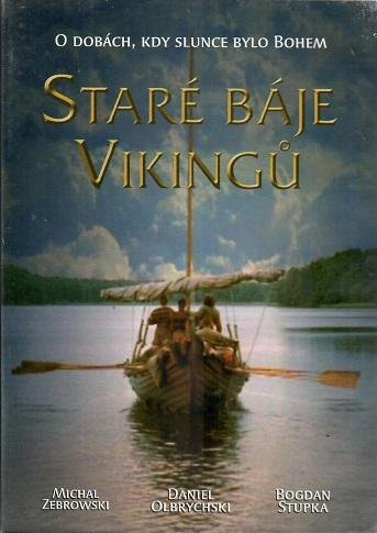 Staré báje Vikingů - plast DVD