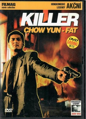 Killer (plast) - DVD