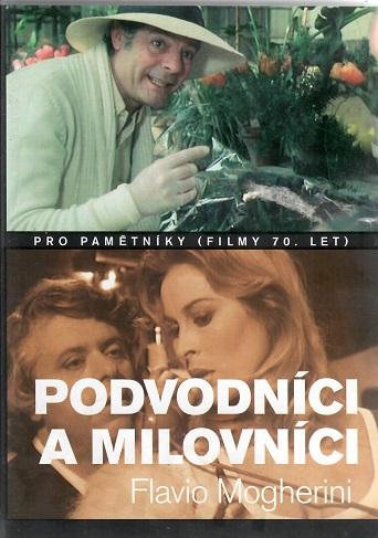 Podvodníci a milovníci ( originální znění s CZ titulky ) - plast DVD