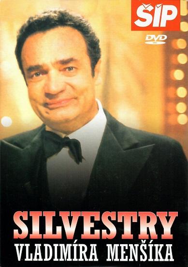 Silvestry Vladimíra Menšíka ( pošetka ) - DVD