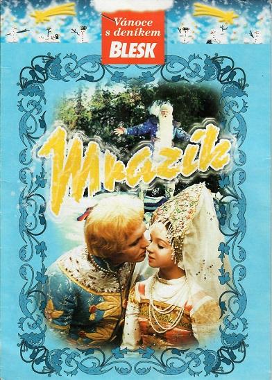 Mrazík ( Pošetka ) - DVD