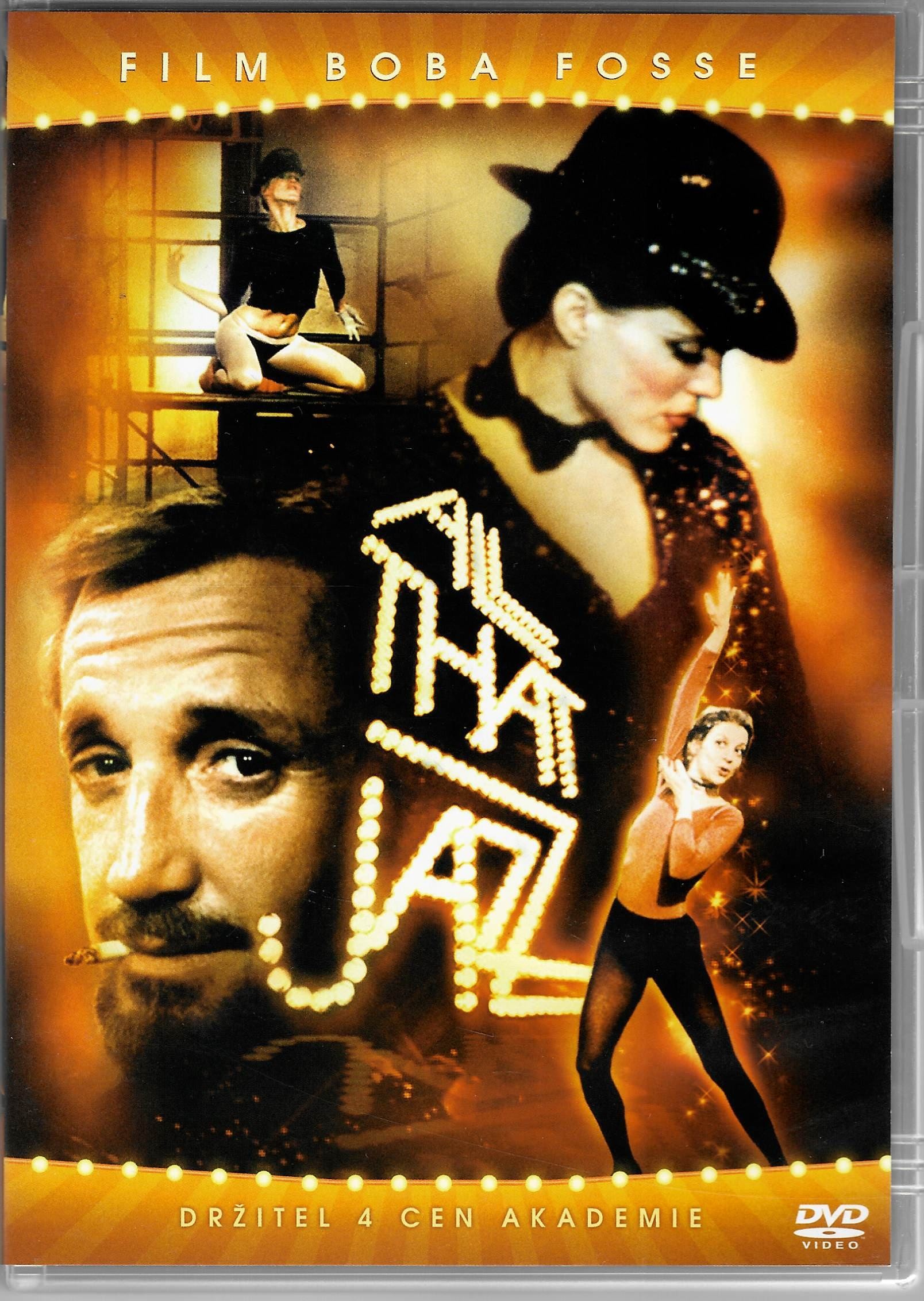 All that Jazz - DVD plast