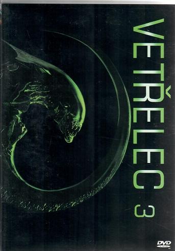 Vetřelec 3 ( originální znění, titulky CZ ) plast DVD
